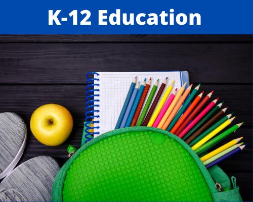 k-12-Education-titled