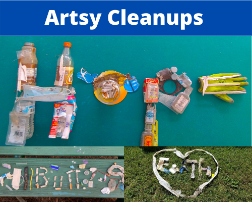 Artsy Cleanups